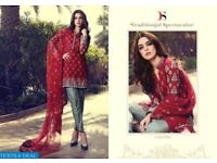 KAYA PRADA WHOLESALE READY MADE LONG KURTIS