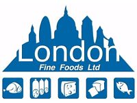 Early morning 3.5t food delivery driver required for company near City airport