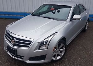 2014 Cadillac ATS 2.0T Luxury *6-SPEED MANUAL*
