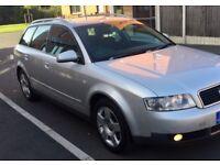 Audi A4 2.5 TDI Auto Avant