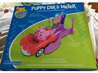 ZhuZhu Puppies Puppy Car and Meter