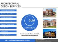 ARCHITECTURAL DESIGN SERVICES - Planning Applications | Building Regs