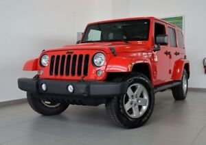 2015 Jeep Wrangler Sahara Unlimited