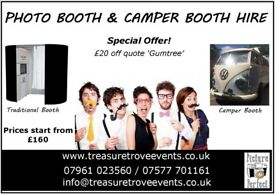 Treasure Trove Events Photo Booth Hire