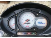 **SPARES OR REPAIR** Aprilia SR 125cc Moped