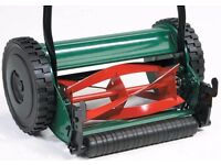 Qualcast Panther 30 Hand Powered Cylinder Lawnmower