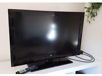 """Black SEG 32"""" LED TV"""