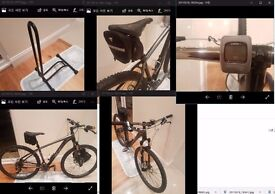 MTB for sale (adult and Kids) + free Scooter