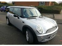 MINI ONE SEVEN 1.6 Petrol 3dr 2006 Hatchback Silver Low mileage Warranted service history.