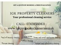 End of Tenancy Cleaning/Carpet & upholstery Cleaning/House Cleaning/office cleaning/oven cleaning