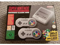 SNES Mini Classic Brand New/Unused (Cost Price)
