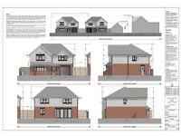 Planning Applications/CAD Drawings 2D&3D/Residential Extensions/Measured Surveys&Drawings/Regs