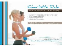 ELITE PERSONAL TRAINING WITH FORMER EUROPEAN CROSS COUNTRY CHAMPION!!!