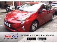 Minicab Toyota Prius £189pw with INSURANCE / Auris Estate. Rent / Private Hire PCO London Swift Cars