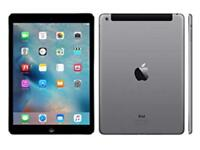 APPLE iPad Air 1 Cellular - 64 GB, Space Grey