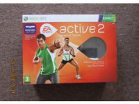 Xbox 360 Kinect EA Sports active 2 personal trainer