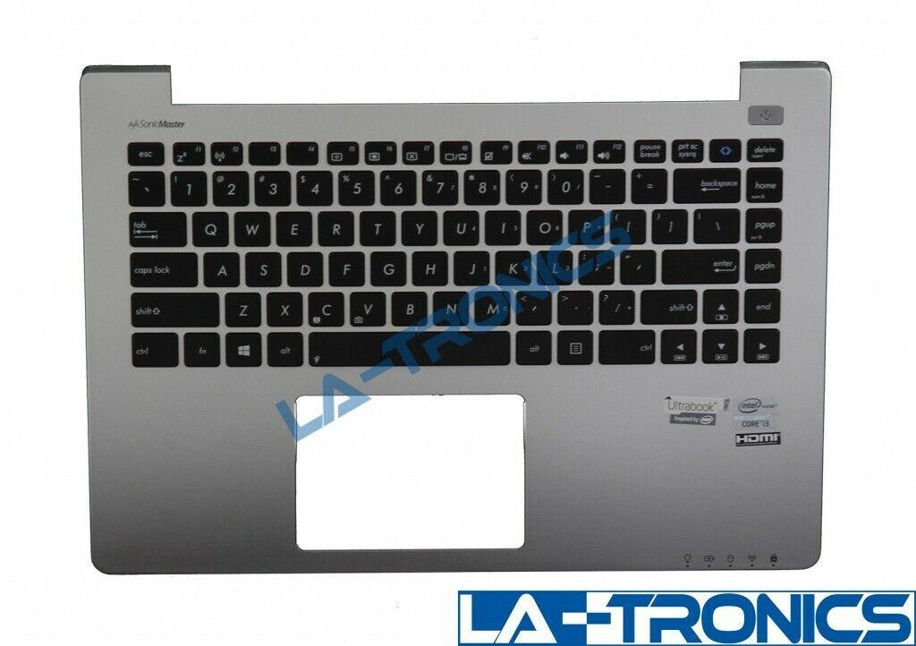 "Genuine Asus VivoBook S400CA 14"" Palmrest w/ Keyboard 13NB0051AM0402"