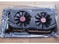 ASUS NVIDIA GeForce GTX STRIX 980 4096 MB Graphics Card