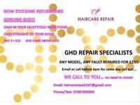 GHD REPAIR SPECIALIST - STRAIGHT TO YOUR DOOR - 6 MONTHS WARRANTY