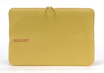 Tucano Second Skin Script Microfiber case with screen protector cloth for MacBoo