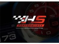 Chip Tuning | Engine Remapping | ECU Programming | DPF/EGR Solution - * HS PERFORMANCE *