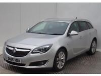 Vauxhall Insignia SRI NAV CDTI ECOFLEX S/S (silver) 2015-09-30