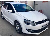 VW Polo 1.2 3dr White 2011
