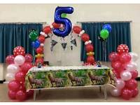 Party organizing and balloon decoration_kids birthday parties