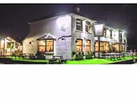 Live-in general assistant for quality country pub and restaurant. Immediate start available.