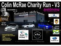 SUBARU Colin McRae Charity Run
