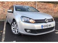 Diesel Automatic Volkswagen Golf 2.0