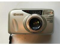 Yashica zoomate 140 tested