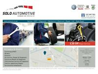 Car Servicing & Repair Garage VW | Audi | Skoda | Seat | Specialist Centre
