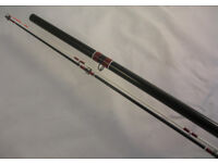 Diawa Dennis White Clubman Twin Tip 10ft Fishing Rod in Soft Bag (WH_FISH2)