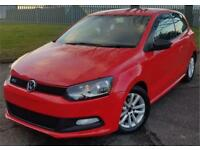 VW POLO 6R FULL GTI SPEC 2010 NOT IBIZA , CORSA , MINI , FABIA