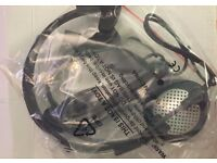 Professional Andrea NC-181VM Hi-Fi Monaural USB Headset A-PL-VMU For Sale in BS8
