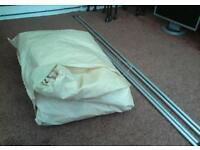 Awning bedroom inner tent