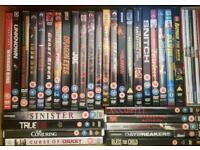68 DVDS