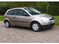 Ford Fiesta 1.25 ZETEC with New 1 YRS MOT