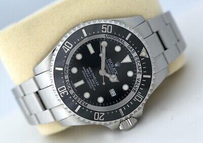 Rolex Sea-Dweller Deepsea - 116660 Automatic Watch (2016)