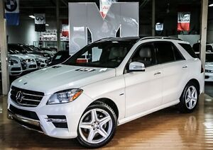 2012 Mercedes-Benz M-Class ML ML350 BlueTEC AMG | NAVIGATION | P