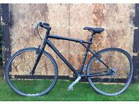 GT Traffic Hybrid Bicycle (2009 / 2010) - Black