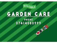 Reliable Garden Care
