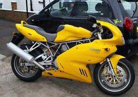 2003 ducati desmodue 750 supersport