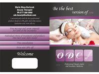 """Beauty Treatments in """"ODC Beauty"""""""