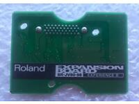 Roland JV80-98 Experience 2 Expansion Board