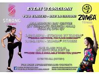 Strong by Zumba and Zumba Fitness, Cardiff