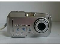 Olympus C-470 4Megapixel Digital Camera