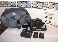 Nikon Coolpix 5700 digital camera