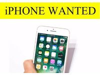 ***WANTED***iPHONE 6/6S/7/7S or plus